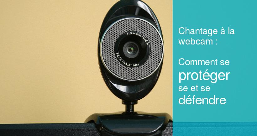 chantage webcam