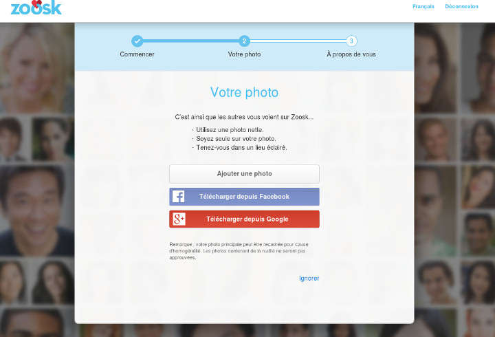Avis Zoosk, un site de rencontre discret mais intrusif ?
