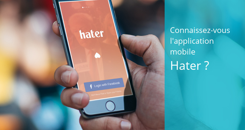 hater application rencontre