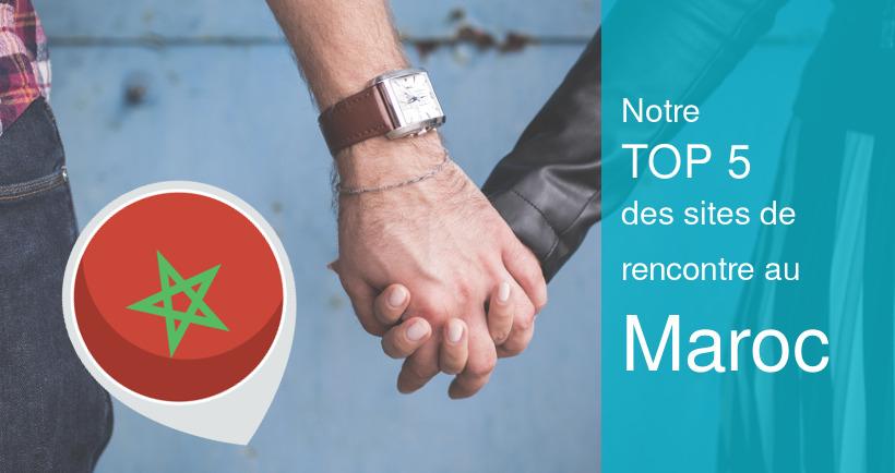 top 5 site rencontre maroc