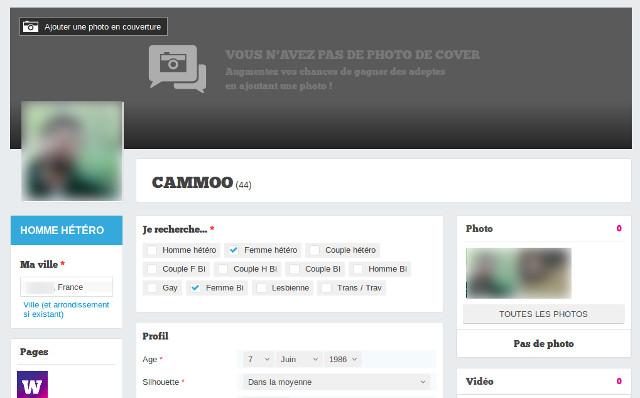 wyylde gestion profil