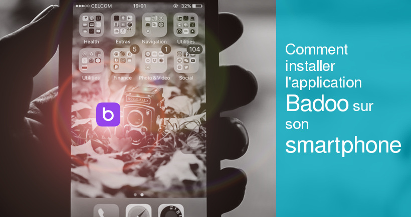 application badoo installation