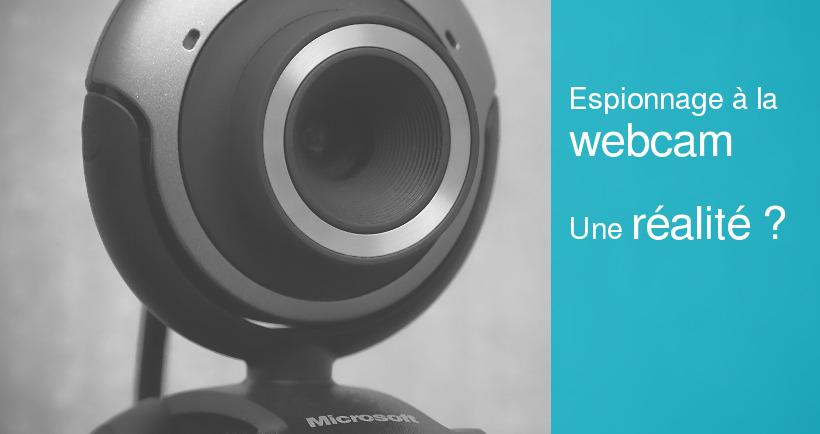 espionnage webcam