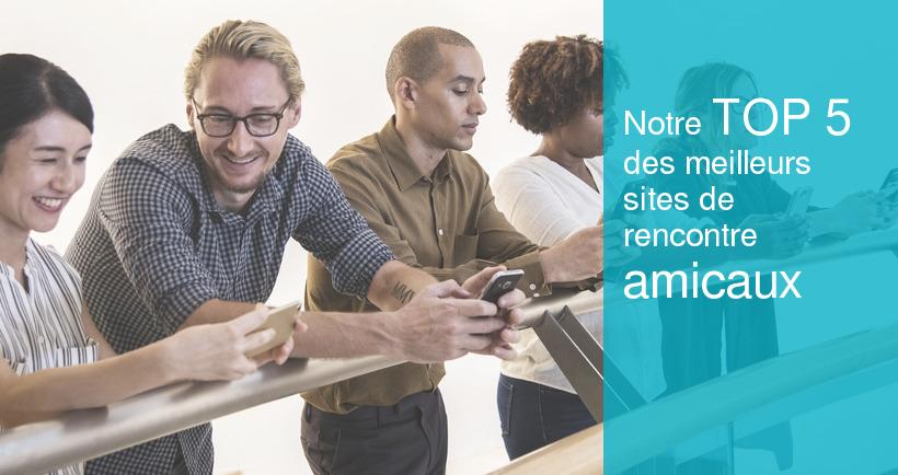 Rencontres amicales en Belgique : Sur quel site faire des rencontres ?