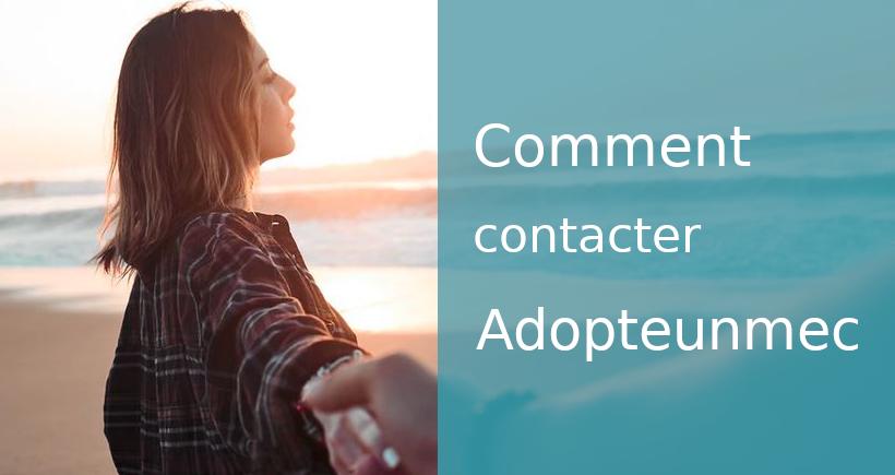 contacter adoptunmec