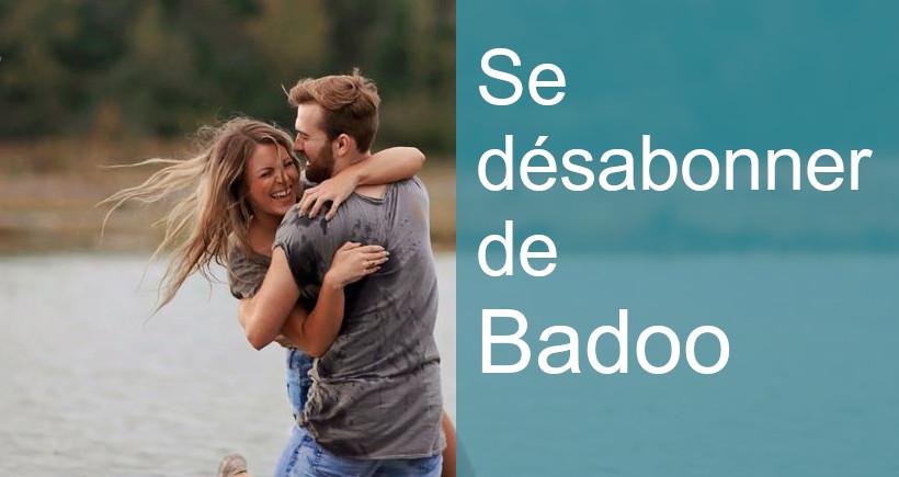 résilier badoo